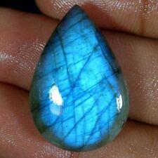 N-13381 Natural Labradorite Cabochon High Flax Rare+ Spectrolite Labradorite loose gemstone Blue Multi flash Labradorite Gemstone 109 Cts