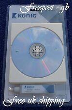 SUPER CD-DVD & Blu-Ray bagnate o asciutte Lens/LASER CLEANER/Disco di pulizia + Fluido