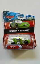 CARS Disney pixar cars VITOLINE nr.61 synthetic rubber tires ! 1/55 mattel