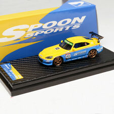 Ym Model 1:64 Scale HONDA S2000 Spoon Resin Car Model Collection NEW IN BOX