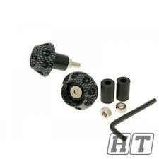 Lenkerende Vibrationsdämpfer Flat 13,5 / 17,5mm - Carbon