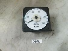 Eaton Crompton AC Ammeter 007-05FA-LSPZ-C7-SM 0-150 Amps (New)