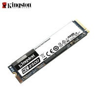Kingston KC2500 250GB 500GB 1TB 3D TLC NAND NVMe PCIe SSD Solid State Drive M.2
