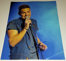 BRANDON FLOWERS In-Person Signed 11x14 The Killers Lead Singer Photo w/COA