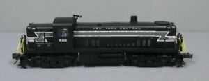 K-Line K2470-8322 New York Central RS-3 Powered Diesel Locomotive
