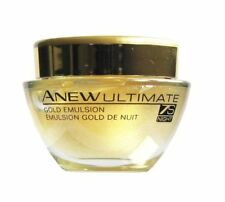 Avon Anew Ultimate 7S Night Gold Emulsion ~ 50ml ~ New & Sealed