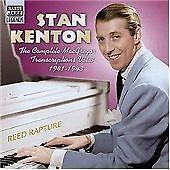 Stan Kenton - Reed Rapture (Complete MacGregor Transcriptions, Vol. 3 cd album