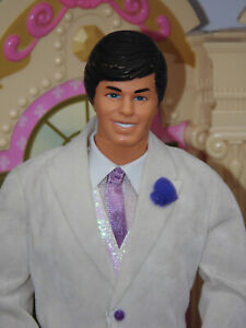Ken Barbie Crystal 1985 Taiwan Vintage