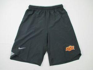 Oklahoma State Cowboys Nike Shorts Men's Black Dri-Fit NEW Multiple Sizes
