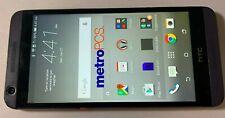 Metro PCS HTC Desire 626s 8GB Grey Lava 4G LTE Smart Camera Cell Phone