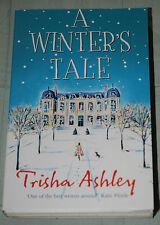 A WINTER'S TALE Trisha Ashley p/b Harper Collins 2008
