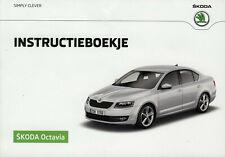 Instructieboekje Betriebsanleitung Skoda Oktavia
