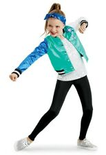NEW Weissman Costume 10901 Emerald, Hip Hop, Tap, Jazz