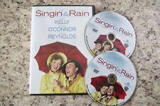 Singin' In The Rain Dvd 2-Disc Set Gene Kelly Donald O'Connor Nice