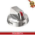 DG64-00473A Top Burner Control Dial Knob with Reinforced Ring for Samsung Stove photo