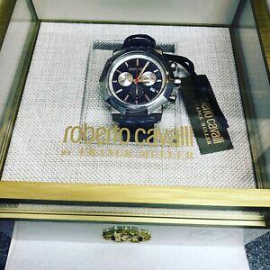 Roberto Cavalli By Franck Muller - Gents Chronograph - RV1G118L0021