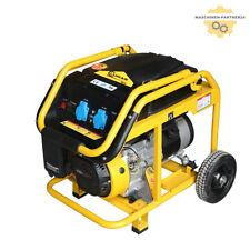 Lumag G3E Profi Benzin Stromaggregat Generator Stromerzeuger Notstromer 3kW