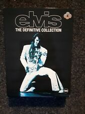 Elvis Presley - ELVIS - The Definitive Collection - 4 DVD Box Set