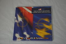 "2002 ""THE 50 STATE QUARTERS & EURO 17 COIN COLLECTION (12 EURO & 5 QUARTERS)"