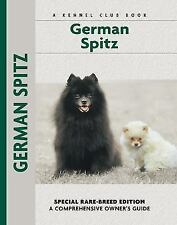 German Spitz (Comprehensive Owners Guide)