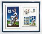S/O The Ambassador of Stamps Bugs Bunny Stamp Set Lithorgraph Print FDC
