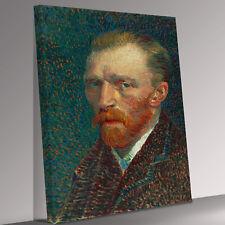 Self-Portrait Vincent van Gogh Canvas Wall Art Picture Print