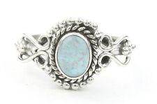 Moon Waters Ring, Sterling Silver Opal Ring, Fire Opal, Australian Opal