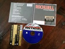 Rockwell / Michael Jackson - Somebody's Watching Me Korea w/Obi Cd Mint Rarità