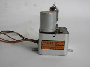 Hammarlund FS-135-C Frequency Standard (crystal calibrator).  Scarce. - WORKING