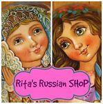 Rita's Russian Shop
