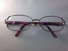 Safilo Elasta 4353 Eyeglass Frames 53 16 130 Made in Italy FLEXIBLE HINGE