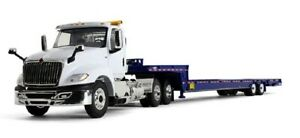 First Gear 1/34 Scale International LT with Ledwell Hydratail Trailer NEW