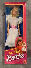 My First Barbie - 1984 Vintage NRFB