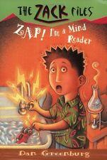 Zap! Im a Mind Reader: The Zack Files 04