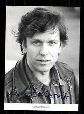 Michael Marwitz Lindenstraße Autogrammkarte Original Signiert # BC 83866