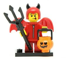 LEGO CUTE LITTLE DEVIL #4 Minifigure 71013 Series 16 NEW FACTORY SEALED Costume