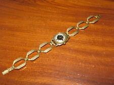 vintage lady Watch MONTRE ANKER 21 jewels Nivaflex uhr AUTOMATIC automatique
