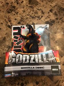 """Playmates Godzilla Burning 1995 6.5"""" 2021 Action Figure NEW"""