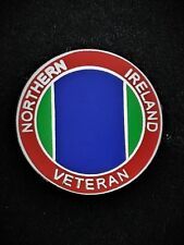 Northern Ireland Veterans Colours Lapel Pin (NI)