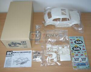 Tamiya 51406 Sand Scorcher (2010) Body Parts Set, (SRB/Rough Rider/Ranger), NIB