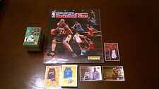 Panini NBA Basketball 2009-10 Empty Album + 300 Stickers - MINT Condition