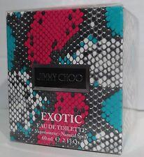 JIMMY CHOO EXOTIC (2015) 60ml EdT Eau de Toilette Spray NEU/OVP