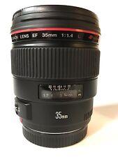 Canon EF 35mm f/1.4 L USM Lens