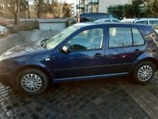 VW Golf 4 IV TÜV Neu Klima