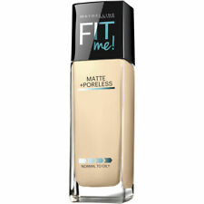 Maybelline New York Fit Me! Matte + Poreless Foundation NEW Choose Your Shade