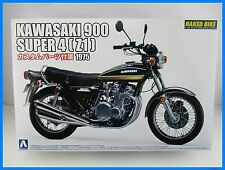 Kawasaki 900 Super 4 (Z1)  1975  Bausatz  Aoshima  Maßstab 1:12  OVP  NEU