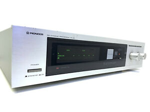 PIONEER RG-60 STEREO DYNAMIC EXPANSION PROCESSOR Vintage 1984 Working Good Look