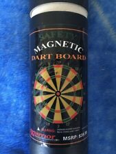 New listing Dart Board...Magnetic...Two-Sided with Golf game...Cool for the office...