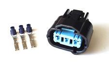 Honda - Acura  HX090 3 Pin VSS - K series - Vehical Speed Sensor Connector
