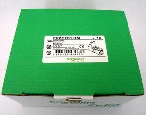 10pcs Schneider Universal Intermediate Relay Base RXZE2S111M 11-pin 3NO3NC 10A